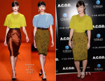 Mary Elizabeth Winstead In Andrew Gn - 'A.C.O.D.' LA Premiere