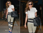 Miranda Kerr In Stella McCartney & Ellery - Out In New York City