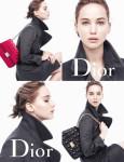 Jennifer Lawrence For Miss Dior Fall 2013