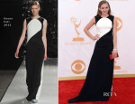 Morgan Saylor In Honor - 2013 Emmy Awards