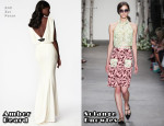 NYFW Spring 2014 Red Carpet Wish List
