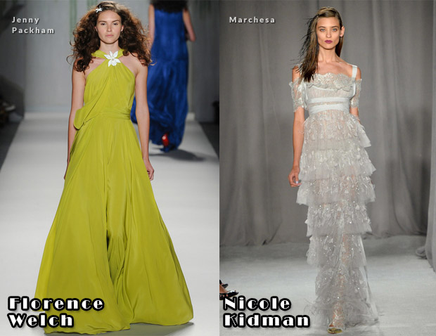 NYFW Spring 2014 Red Carpet Wish List 2