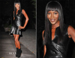 Naomi Campbell In Alexander McQueen - Sky Living After-Party