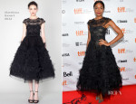 Naomie Harris In Marchesa - 'Mandela: Long Walk To Freedom' Toronto Film Festival Premiere