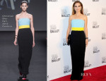 Natalie Portman In Christian Dior Couture - New York City Ballet 2013 Fall Gala