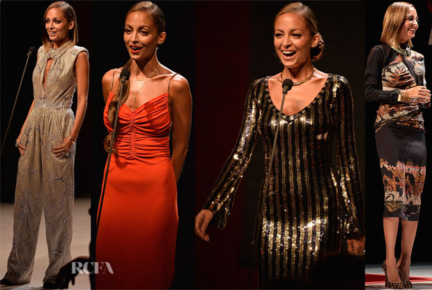 10th Annual Style Awards - Show - Mercedes-Benz Fashion Week 2014