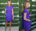 Nina Garcia In Alexander McQueen - 2013 Couture Council Artistry of Fashion Award Luncheon honoring Michael Kors