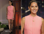 Olivia Munn In Viktor & Rolf  - The Tonight Show with Jay Leno