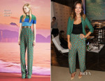 Olivia Wilde In Gucci & Isabel Marant - Variety Studio At Holt Renfrew