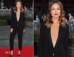 Olivia Wilde In Gucci - 'Rush' World Premiere