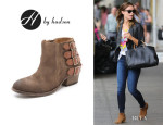 Olivia Wilde's H by Hudson 'Encke' Buckle Booties
