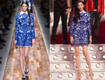 Pace Wu In Valentino - 'Superstar C'
