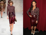 Paula Patton In Burberry Prorsum - 17th Annual Urbanworld Film Festival