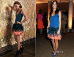 Pippa Middleton In Matthew Williamson - Serpentine Sackler Gallery Redesign Launch