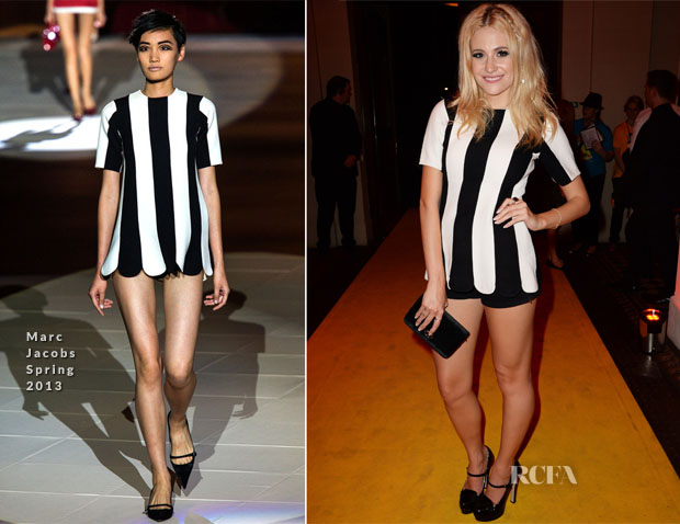 Pixie Lott In Marc Jacobs - Queen AIDS Benefit In Support Of The Mercury Phoenix Trust