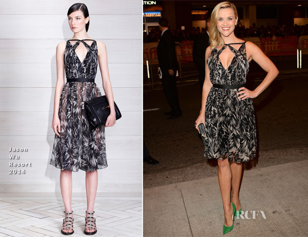 Reese Witherspoon In Jason Wu - 'The Devil's Knot' Toronto Film Festival Premiere