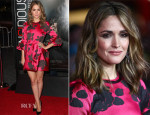 Rose Byrne In Lanvin - 'Insidious: Chapter 2' LA Premiere
