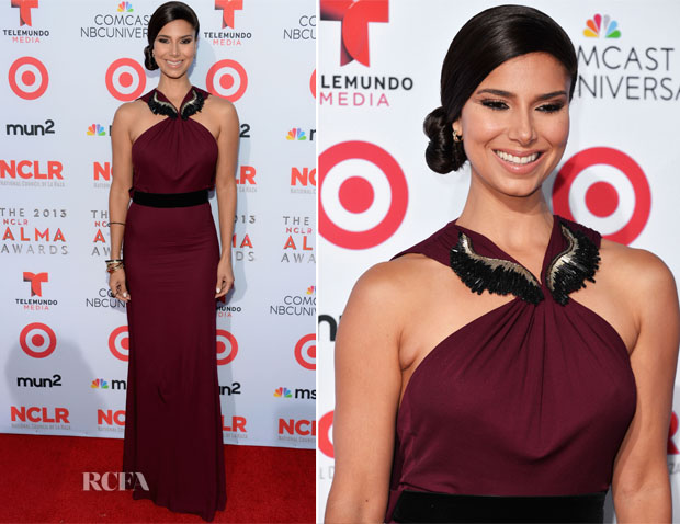 Roselyn Sanchez – 2013 NCLA ALMA Awards