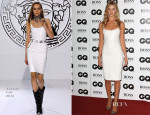 Rosie Huntington-Whiteley In Versace - GQ Men of the Year Awards