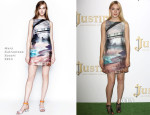Saoirse Ronan In Mary Katrantzou - 'Justin And The Knights Of Valour' London Premiere