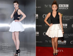 Sarah Hyland In Robert Rodriguez - BAFTA LA TV Tea Party