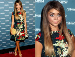Sarah Hyland In Ted Baker London - 2013 Voice Awards