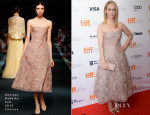 Sarah Paulson In Georges Hobeika Couture - '12 Years A Slave' Toronto Film Festival Premiere