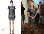 Scarlett Johansson In Sachin + Babi -  Variety Studio at Holt Renfrew
