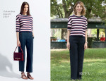 Sofia Coppola In Valentino - 'Bling Ring' Rome Photocall