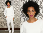 Solange Knowles In 10 Crosby Derek Lam -  BET's 106 & Park