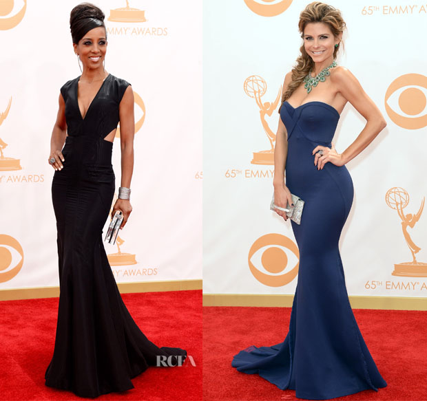 TV Correspondents @ The 2013 Emmy Awards 2