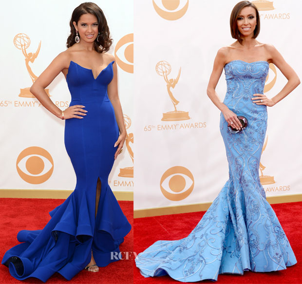 TV Correspondents @ The 2013 Emmy Awards