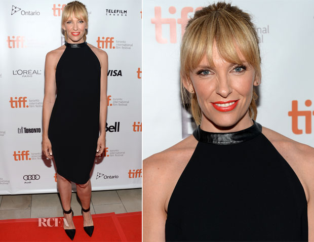 Toni Collette In Robert Rodriguez - 'Lucky Them' Toronto Film Festival Premiere