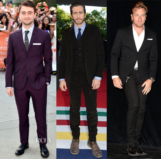Toronto Film Festival Menswear Roundup