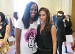 Victoria Beckham Presents Her Spring 2014 Collections
