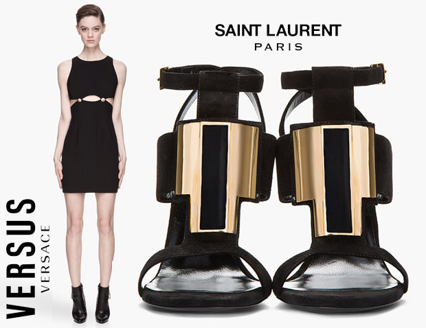 Versus saint laurent
