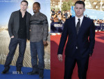Channing Tatum and Jamie Foxx - 'White House Down' Promo Tour