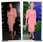Who Wore Bottega Veneta Better...Rosario Dawson or Anne Heche?
