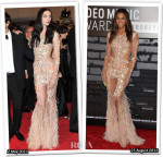 Who Wore Givenchy Couture Better...Mariacarla Boscono or Ciara?