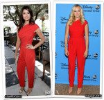 Who Wore Max Mara Better...Nina Dobrev or Malin Akerman?
