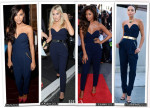 Who Wore Three Floor Better...Naya Riveria, Mollie King, Nicole Scherzinger or Ashley Madekwe