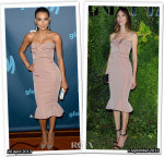 Who Wore Zac Posen Better...Naya Rivera or Gia Coppola?