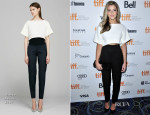 Zoe Levin In Osman - 'Beneath The Harvest Sky' Toronto Film Festival Premiere