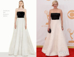 Elisabeth Moss In Andrew Gn – 2013 Emmy Awards