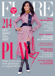 Kerry Washington For Flare October 2013