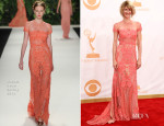 Laura Dern In Naeem Khan – 2013 Emmy Awards
