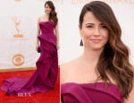 Linda Cardellini In Donna Karan Atelier – 2013 Emmy Awards