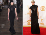 Robin Wright In Ralph Lauren – 2013 Emmy Awards