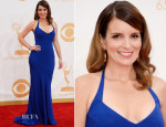 Tina Fey In Narciso Rodriguez – 2013 Emmy Awards