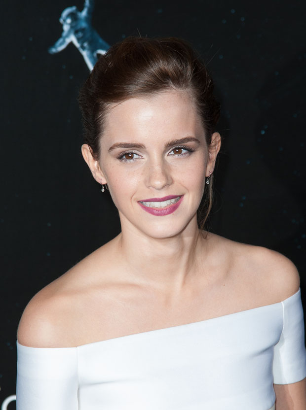 Emma Watson in J. Mendel
